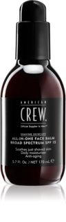 American Crew Shave & Beard ALL-IN-ONE Face Balm Broad Spectrum SPF 15 After Shave Balm SPF 15