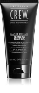 American Crew Shave & Beard Precision Shave Gel Shaving Gel for Sensitive Skin