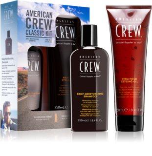 American Crew Classic kozmetická sada VII. (pre všetky typy vlasov) pre mužov