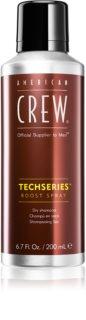 American Crew Styling Techseries сухой шампунь для придания дополнительного объема волосам
