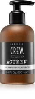 American Crew Acumen Moisturising Cream for Hands and Body