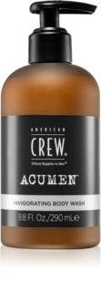 American Crew Acumen osvežujoč gel za prhanje za moške