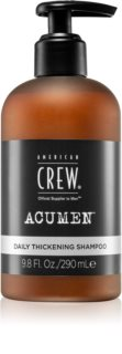 American Crew Acumen Daily Shampoo For Fine Or Thinning Hair