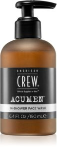 American Crew Acumen Cleansing Foam for Face