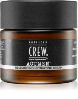 American Crew Acumen crème hydratante énergisante pour homme