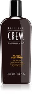 American Crew Hair & Body Classic Body Wash gel doccia per uso quotidiano