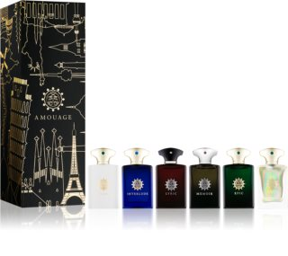 Amouage Miniatures Bottles Collection Men lote de regalo I. para hombre