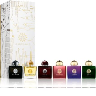 Amouage Miniatures Bottles Collection Women Gift Set