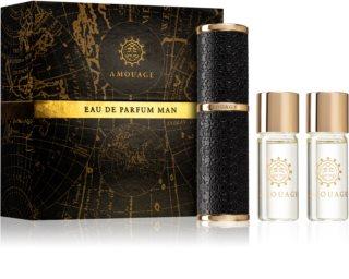Amouage Lyric parfumska voda (1x  polnilna + 3x polnilo) za moške