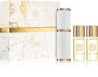 Amouage Interlude parfumska voda (1x  polnilna + 3x polnilo) za ženske