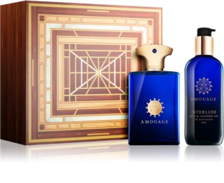 Amouage Interlude lote de regalo