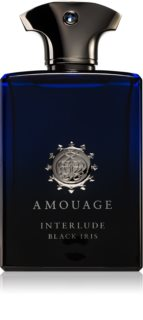 Amouage Interlude Black Iris Eau de Parfum para hombre