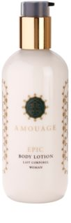 Amouage Epic Body Lotion für Damen