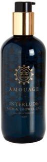 Amouage Interlude sprchový gel pro muže