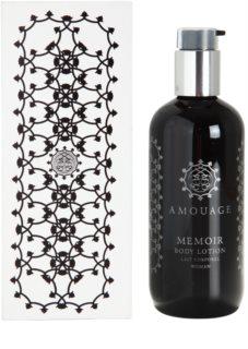 Amouage Memoir losjon za telo za ženske 300 ml