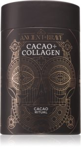 Ancient & Brave Cacao + Grass Fed Collagen