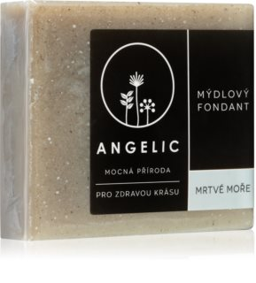 Angelic Dead Sea Extra Gentle Natural Soap with Dead Sea Minerals