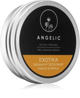 Angelic Organic deodorant