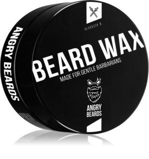 Angry Beards Beard Wax Beardich B. vosk na bradu