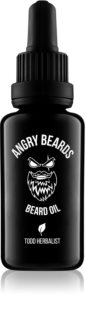 Angry Beards Todd Herbalist olej na vousy