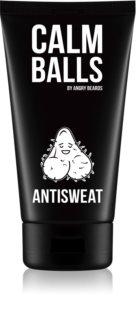 Angry Beards Antisweat osvěžující deodorant na intimní partie