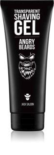 Angry Beards Jack Saloon gel na holení