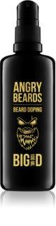 Angry Beards Beard Doping BIG D posilujúce sérum na bradu