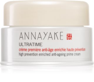 Annayake Ultratime High Prevention Enriched Anti-ageing Prime Cream krém proti stárnutí pro suchou až velmi suchou pleť