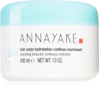 Annayake 24H Hydration soin corps hydratation continue nourrissant crema corporal hidratante
