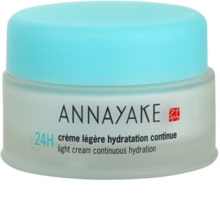 Annayake 24H Hydration Light Cream Continuous Hydration лек крем с хидратиращ ефект