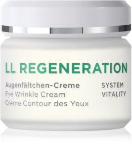 ANNEMARIE BÖRLIND LL Regeneration Augenfältchen-Creme