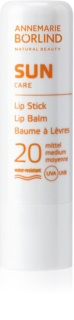 ANNEMARIE BÖRLIND Sun Care балсам за устни SPF 20