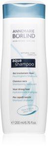 Annemarie Börlind  Natural Care Complex Aqua szampon nawilżający do włosów suchych