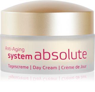 ANNEMARIE BÖRLIND SYSTEM ABSOLUTE nappali krém a bőr öregedése ellen