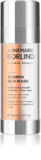 ANNEMARIE BÖRLIND Beauty Masks witaminowa maseczka do twarzy