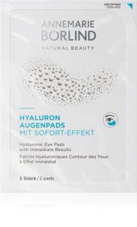 ANNEMARIE BÖRLIND EYE & LIP Hyaluron Augenpads mit Sofort-Effekt