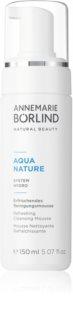ANNEMARIE BÖRLIND AquaNature - System Hydro освежаваща почистваща пяна