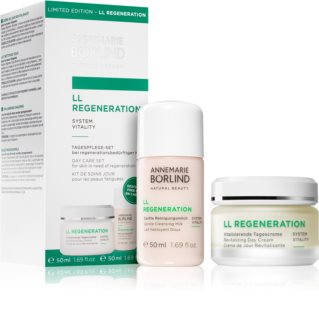 ANNEMARIE BÖRLIND LL Regeneration kozmetični set I. (za dan) za ženske
