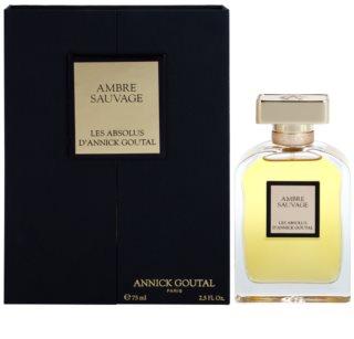 Annick Goutal Ambre Sauvage Eau de Parfum sample Unisex