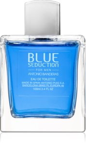 Antonio Banderas Blue Seduction eau de toilette for Men