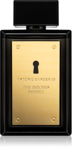 Antonio Banderas The Golden Secret Eau de Toilette pour homme