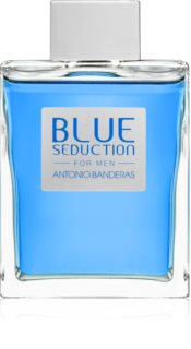 Antonio Banderas Blue Seduction eau de toilette uraknak