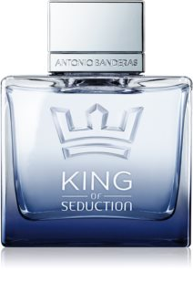 Antonio Banderas King of Seduction Eau de Toilette für Herren