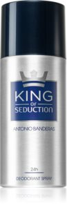Antonio Banderas King of Seduction déodorant en spray pour homme