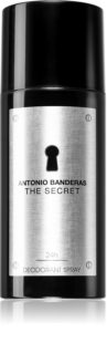 Antonio Banderas The Secret déodorant en spray pour homme