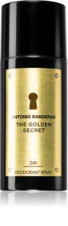 Antonio Banderas The Golden Secret дезодорант за мъже