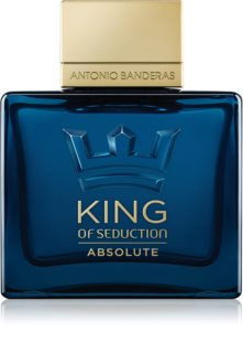 Antonio Banderas King of Seduction Absolute eau de toilette för män