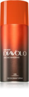 Antonio Banderas Diavolo Deodorant Spray for Men