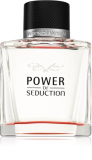 Antonio Banderas Power of Seduction eau de toilette for Men