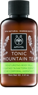 Apivita Body Tonic Bergamot & Green Tea Toning Body Milk